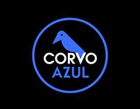 Corvo Azul Graphic Identity