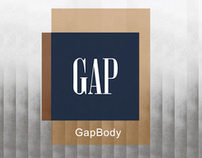Gap Billboard Ad