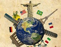 Los viajes ilustran (Portada Revista Clase No. 178)