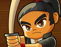 Samurai Fruit - Game
