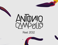 Antonio Campollo Reel 2012