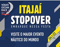 Volvo Ocean Race - Stopover Itajaí
