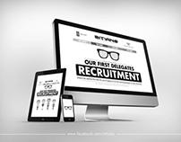 Delegates' Recruitment Banner
