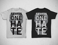 SEVEN ONE HATE CLOTHING