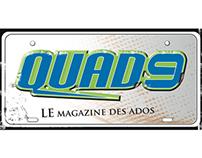Magazine Quad9