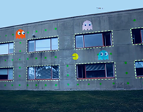 Pacman projection