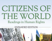 Citizens of the World book design