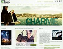 Beiramar Shopping - Proposta novo site