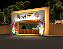 Camarote Fiori Fiat - Festival de Verão 2013