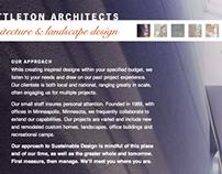 WEB: Sarah Nettleton Architects
