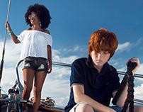 SUN PLACE - Jeans Kids & Teen