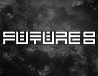 Future 8  Typeface
