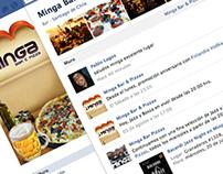 Facebook: Minga