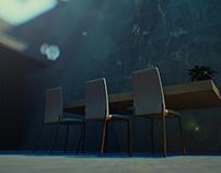 "Unreal Engine 4 - ""Casa Brutale"""
