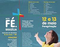 Cartaz  •  Arquidiocese de Brasília