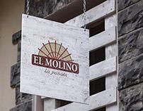 Logo: EL MOLINO, La posada
