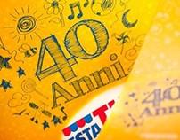 Estathè - 40th anniversary