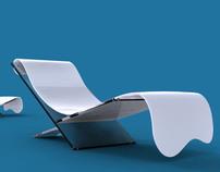 Conversation Chaise