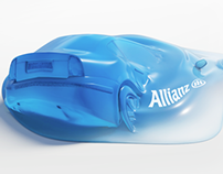 Allianz / Splat Car
