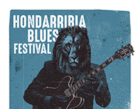 Hondarribia Blues Festival 2016 /  Cartel