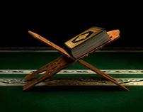Al Quran (Islamic Book) CGI