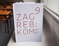 Zagrebkom 9 — publikacija/publication