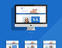 AC Lens - New Responsive Website Content Area