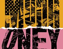 Mudhoney gig poster