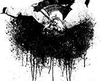 "BRUJERIA ""BAILE DE MUERTE"" | tshirt"