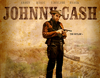 Johnny Cash Website