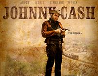 Johnny Cash Website