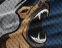 Boston Growl - Logo design