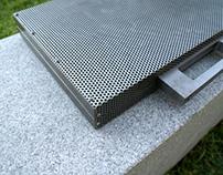 Steel Briefcase