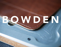Bowden for iPad – FineGrain