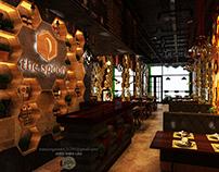 Restaurant The Spoon