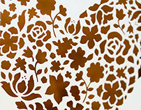 Designer Cuts Laser Cut Cards for Stampin' Up!