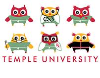Temple University Medical School T-Shirt
