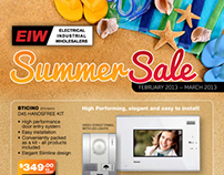EIW Summer Sale Feb-March 2013 Brochure