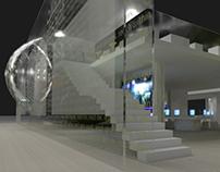 Etisalat stand // Dubai