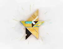 Elevation - Christmas Tangrams