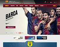 Barca Store Pitch