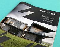 Easy Living Home - Brochure design
