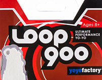 Loop900 - Branding & Packaging