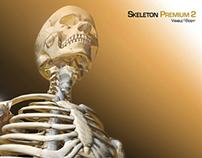 Visible Body Skeleton Premium 2 (iPad)