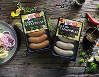 Gilde Sausage Packaging
