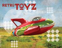 Retro Toyz Poster