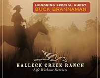 Halleck Creek Ranch Event