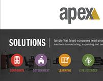 WEB: Apex Facilities