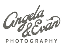 Brand Identity: Angela & Evan Photography