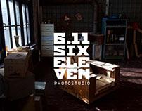 SIXELEVEN photostudio